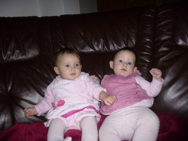 ma fille et sa cousine