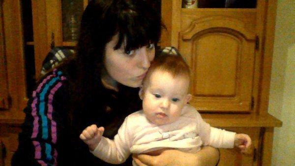 je t'aime ma fille