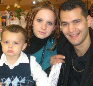 ma fille et sa petite famille