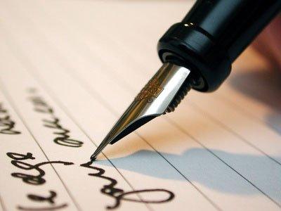 Tout le talent d'écrire ne consiste après tout que dans le choix des mots.
