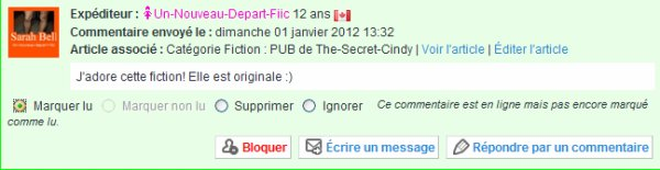 Catégorie Fiction : PUB de The-Secret-Cindy