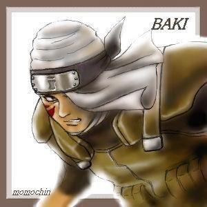 Son nom est Baki !!