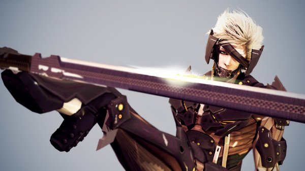Quelques belle images de Raiden ^v^
