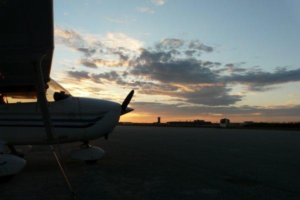 KDAB - Titusville/KTIX & the gusts on landing