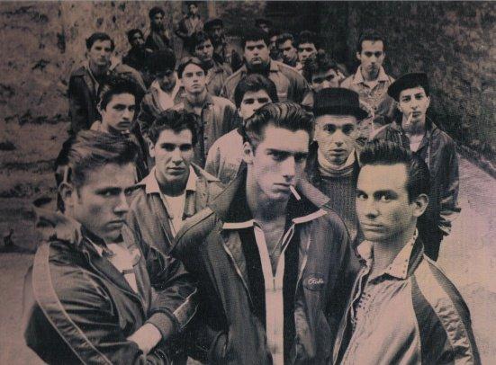 Le culte de 79 du Bronx et des italiens aux blousons trop biens.