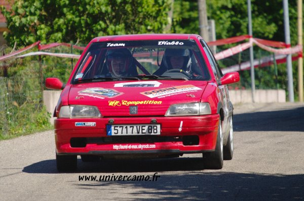 Photo rallye de la Plaine 2010