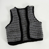 Tuto gilet sans manche tricoté en Hoooked RIBBON XL