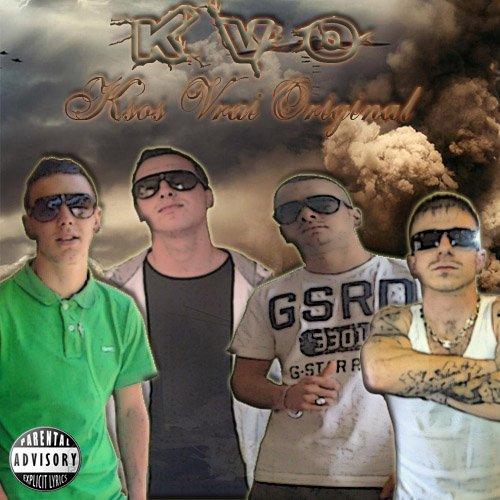 K.V.O - Ksos Vrai Original - CD 11 titres