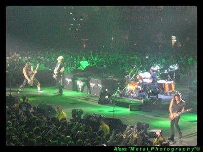 16.07.2009  Metallica live @ Hallenstation, Zurich