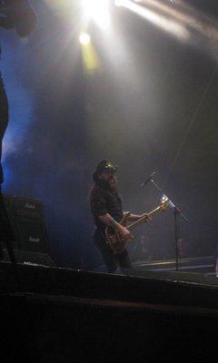 20.07.2010 Motörhead Live @ Paléo Festival, Nyon