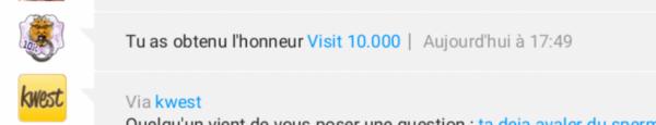Merci les 10000