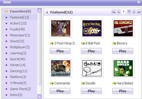 Nos jeux sur le tchat http://tchat.convivial-tchat.com/