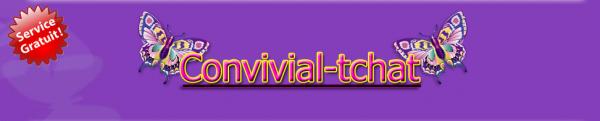 Convivial Tchat nous avon enfin remis le tchat a neuf avec un tout nouveau désigne venez voir vous êtes tous les bienvenus sur notre site