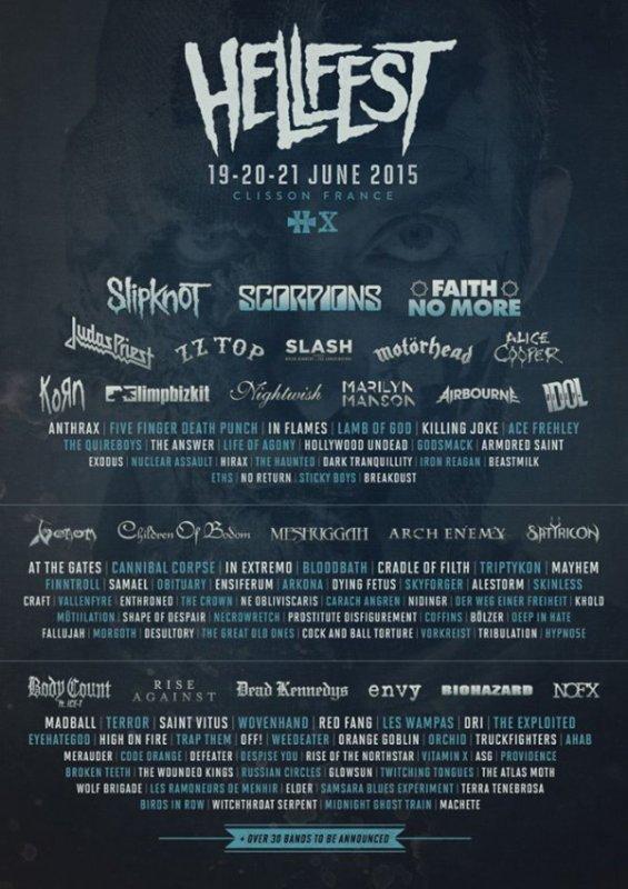 Hellfest 2015 !