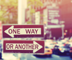 one way or another <3 *-*