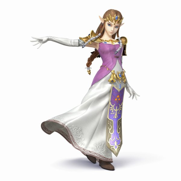 La Princesse the of zelda