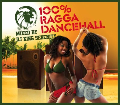 100%RAGGA DANCEHALL mixed by  DJ KING SERENITY DANS LES BACS DANS TOUTE LA FRANCE