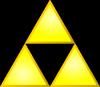 """La vraie signification des trois triangles de """"la triforce"""""""