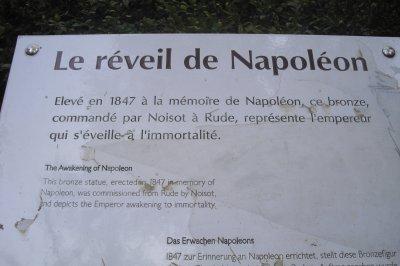 45  le réveil de Napoléon