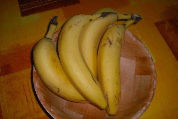 81  les bananes