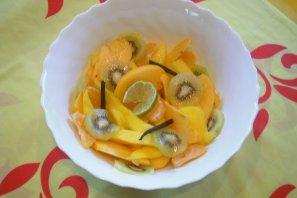 105    Salade vitaminée
