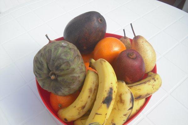 136    Fruit exotique....