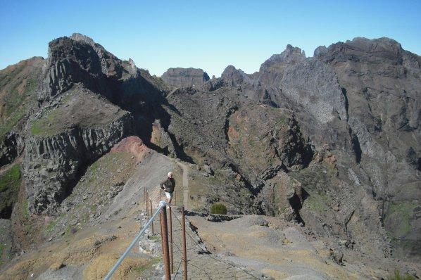 163  Le Pico Arreiro