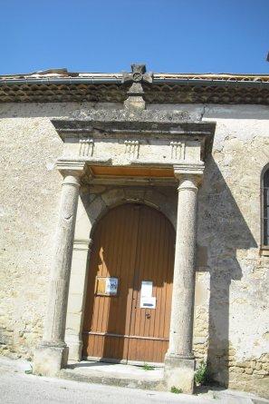 204    Chabrillan, village perché de la Drôme