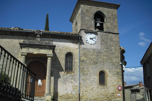 205   Chabrillan, village perché de la Drôme