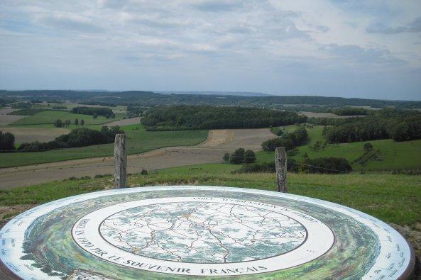 250        La colline du Léomont