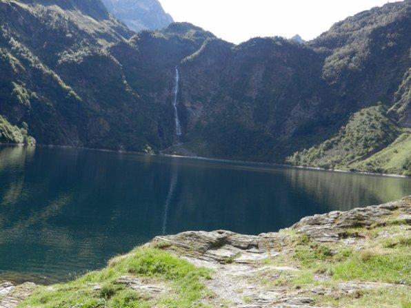286     Le lac d'Oô