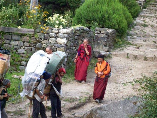 315  Le Népal  (suite et fin )
