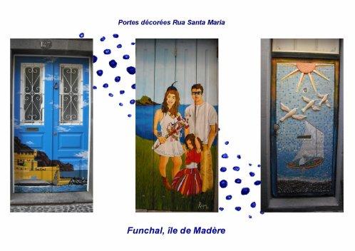 339 Portes décorées