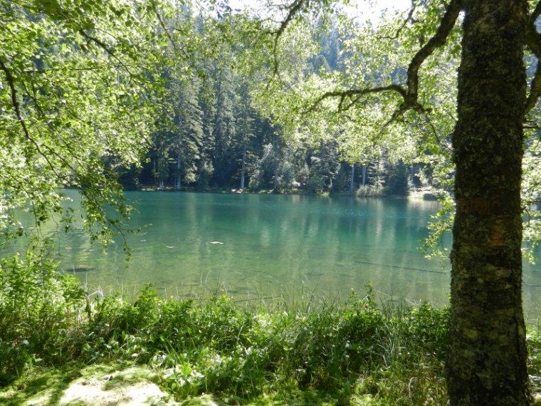476  Le lac de la Maix
