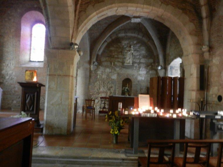 484  L'église de Barbotan les Thermes
