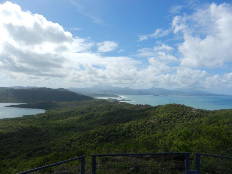 547  La Martinique : presqu'île de la Caravelle