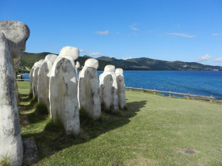 549  La Martinique: Mémorial Cap 110