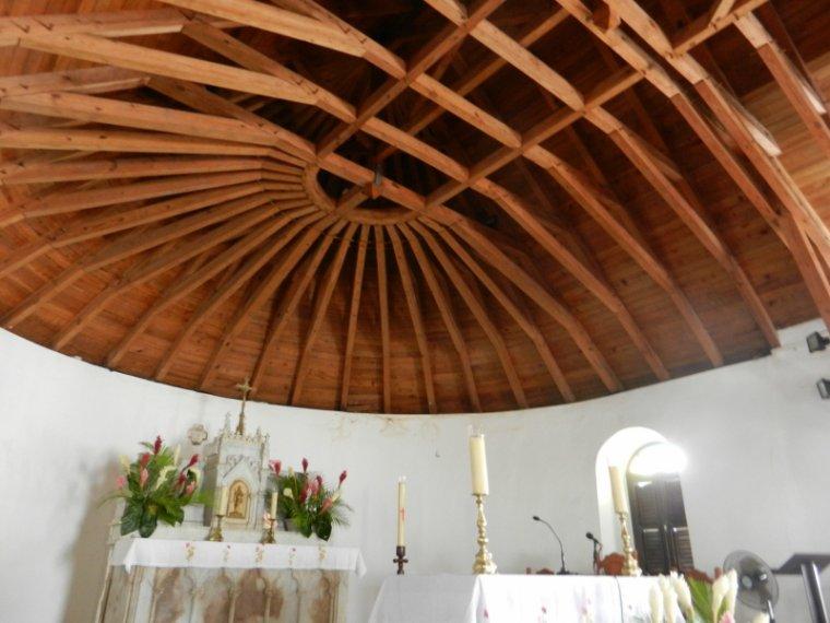 558  La Martinique: église du Diamant