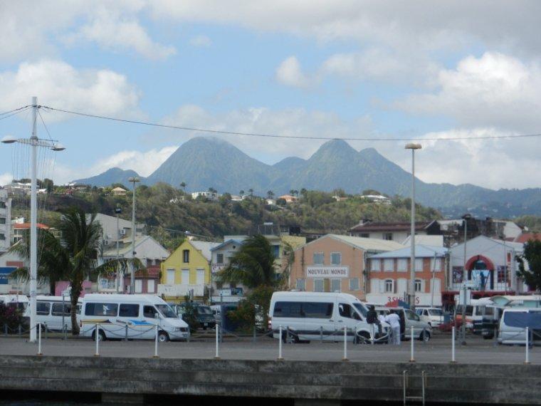 572  La Martinique: escapade à Fort de France ( III )