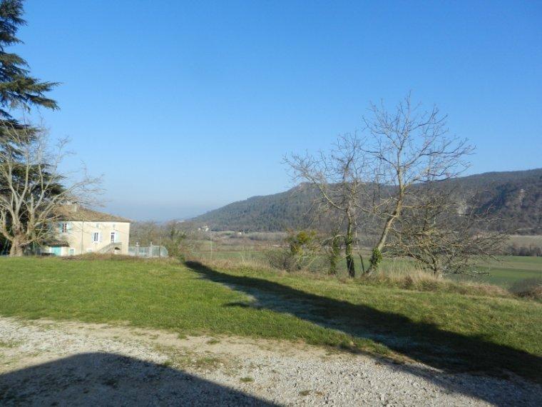 582   La Drôme : premiers signes du printemps