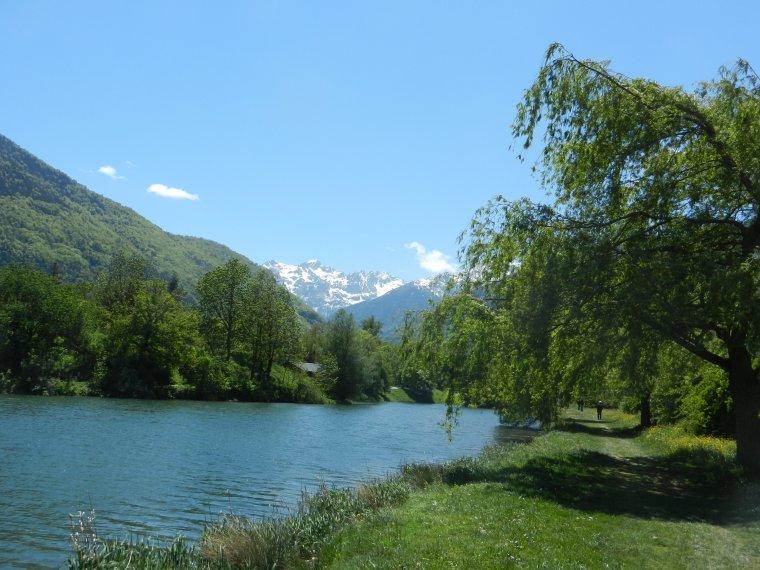 605 Luchon: le lac de Badech
