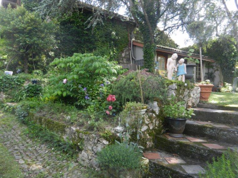 783  Jardin à Boulogne/ Gesse ( 31 )