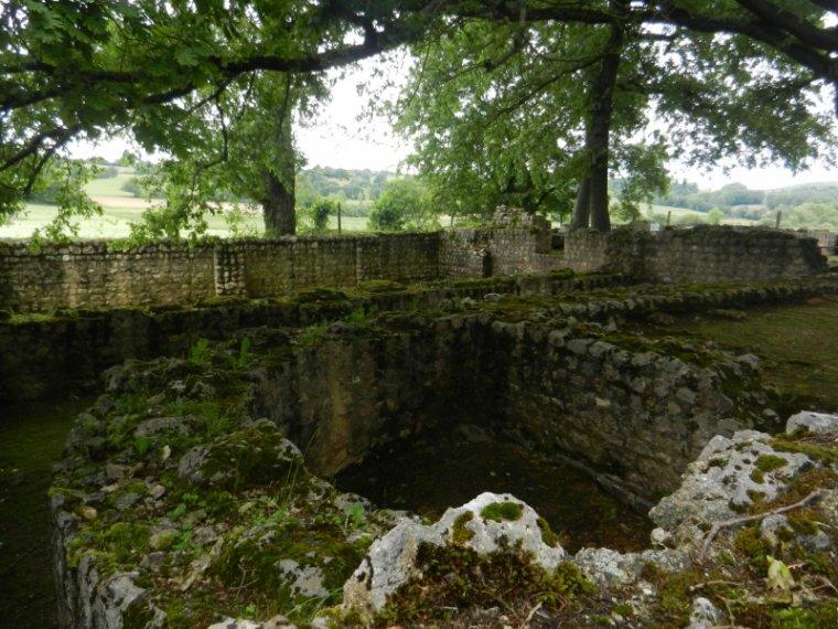 786  Villa gallo-romaine de Montmaurin ( suite )
