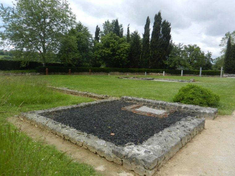 786  Villa gallo-romaine de Montmaurin ( Haute-Garonne )