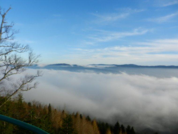 848   Soleil et ...brouillard!
