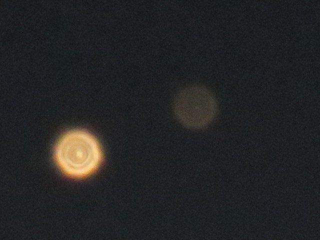 983   Vénus et Jupiter