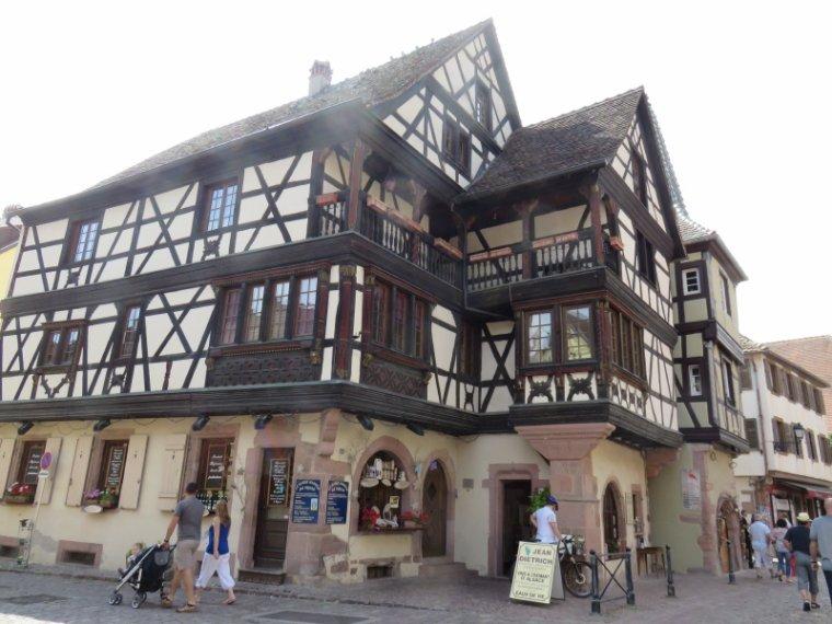 1008  Balade à Kaysersberg  ( 1 )