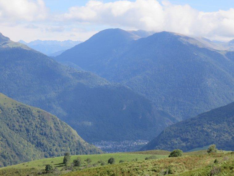 1015  La montagne d'Espiau....