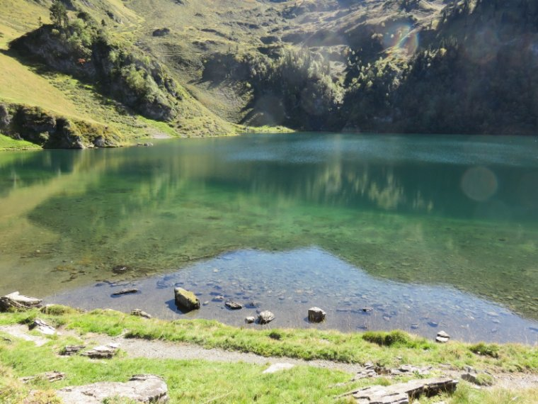 1017   Le lac de Bareilles
