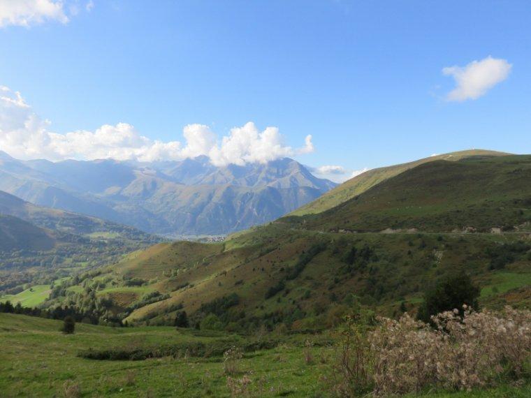 1018  Entre val Louron et vallée d'Aure